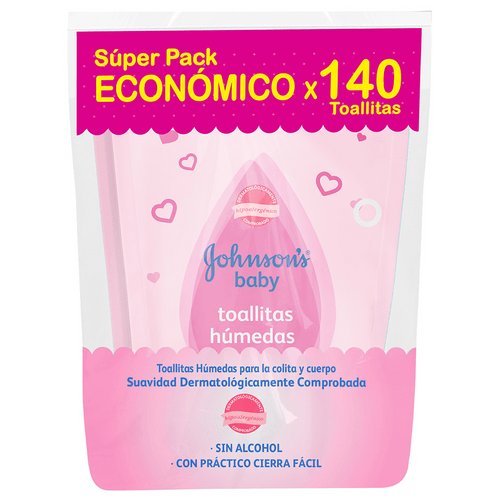7702031571261-OF.PAÑITOS-HUMEDOS-ORIGINALES-JOHNSON-S-BABY-X-140UND