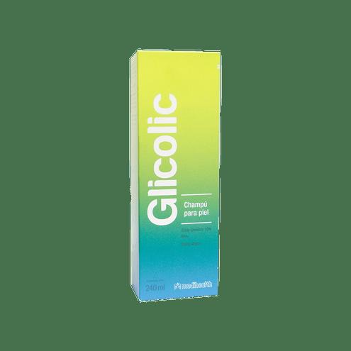Comprar Glicolic Shampoo Acido Glicolico 10% X 240ml