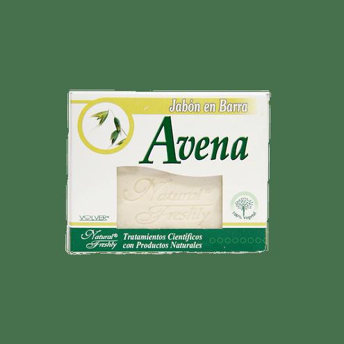 Comprar Jabon Avena Natural Freshly