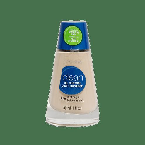 Comprar Base Clean Oil 525 Buff Beige Covergirl