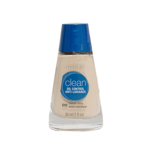 Comprar Base Clean Oil 510 Clasica Ivory Covergirl