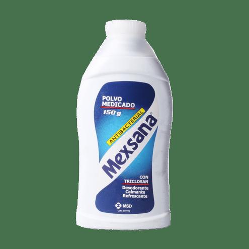 Comprar Mexsana Talco Antibacterial X 150 Grm
