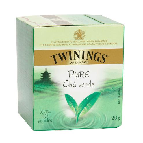 Comprar Te Verde Twinings Puro X 10 Sobres