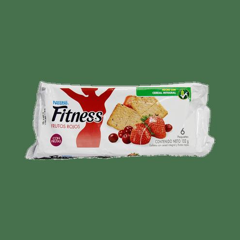 Comprar Fitness Galleta Frutos Rojos X 132 Gr