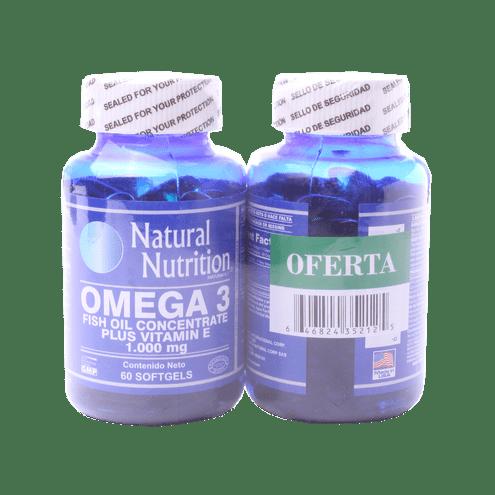 Comprar Of Omega 3 X 60 Softgels Amarre X 2