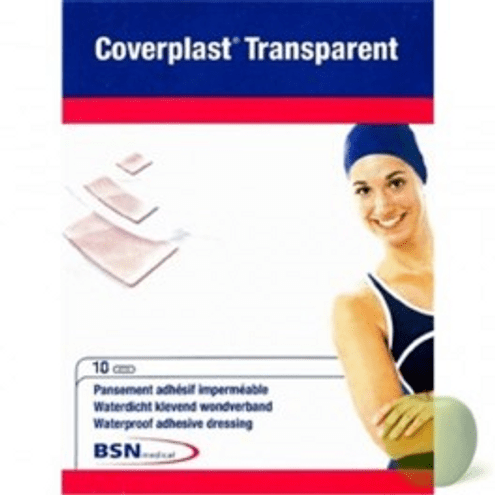Comprar Coverplast Curas Transparen X 10 Und