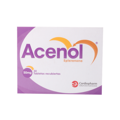 Comprar Acenol 50 Mg X 30 Tabletas