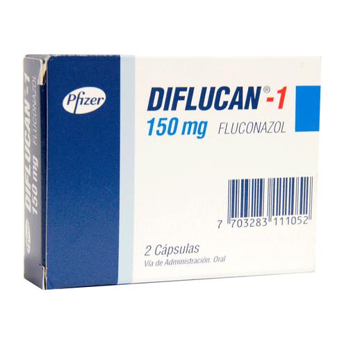 Comprar Diflucan 150mg Caja X 2 Capsulas