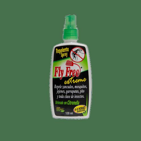 Comprar Fly Free Extreme Repelente Spray 120 Ml