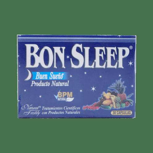 Comprar Bon Sleep Caja X 30 Capsulas