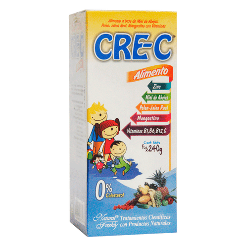 Comprar Cre-C Alimento Liquido Vitaminas X240g