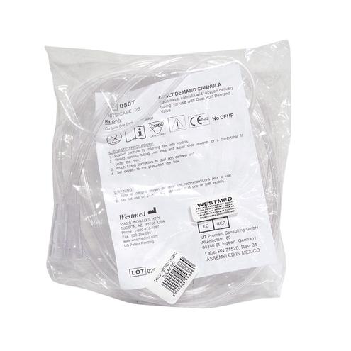 Comprar Canula Westmed Nasal Dual Oxigeno Ref 507 X 2 Metros
