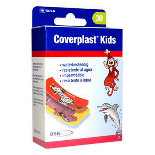 Comprar Coverplast Curas Ninos Surtida X 30 Und