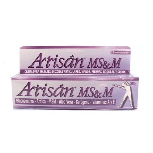 Comprar Artrisan M&M 80gr Crema Tubo X 80 Grm