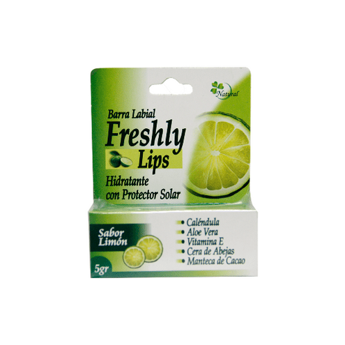Comprar Freshlylips Natural Bara Labial X 5 Grm
