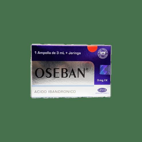 Comprar Oseban 3ml X 1 Ampolla