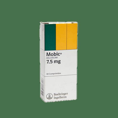 Comprar Mobic Comprimidos 7.5mg X 30 Comprimidos