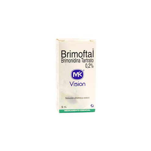Comprar Brimoftal 0.2% Frasco X 5mlt