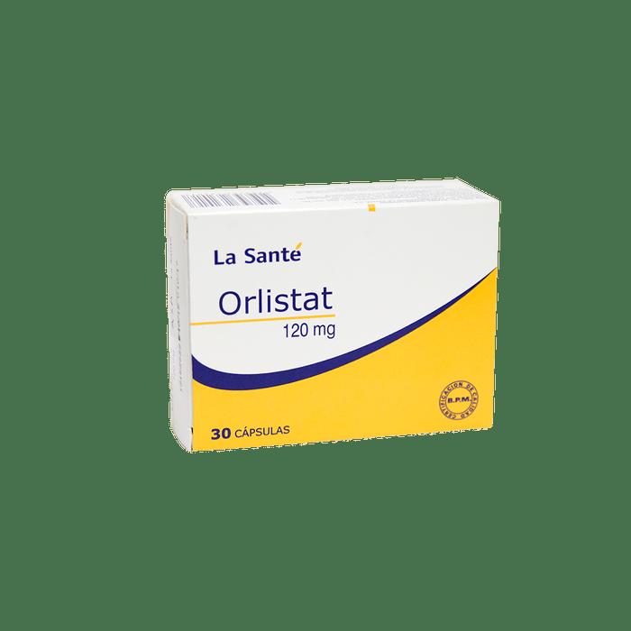 Pastillas orlistat farmacias similares