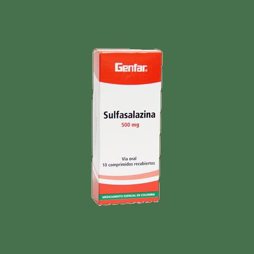 mesalazina tabletas 500 mg para que sirve