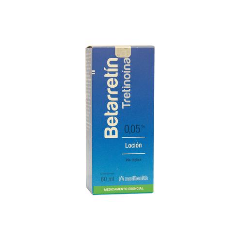 Comprar Betarretin 0.05% Locion Topica X 60ml