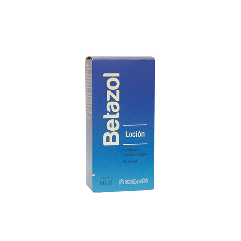 Comprar Betazol 0.05% Locion Frasco X 60 Ml