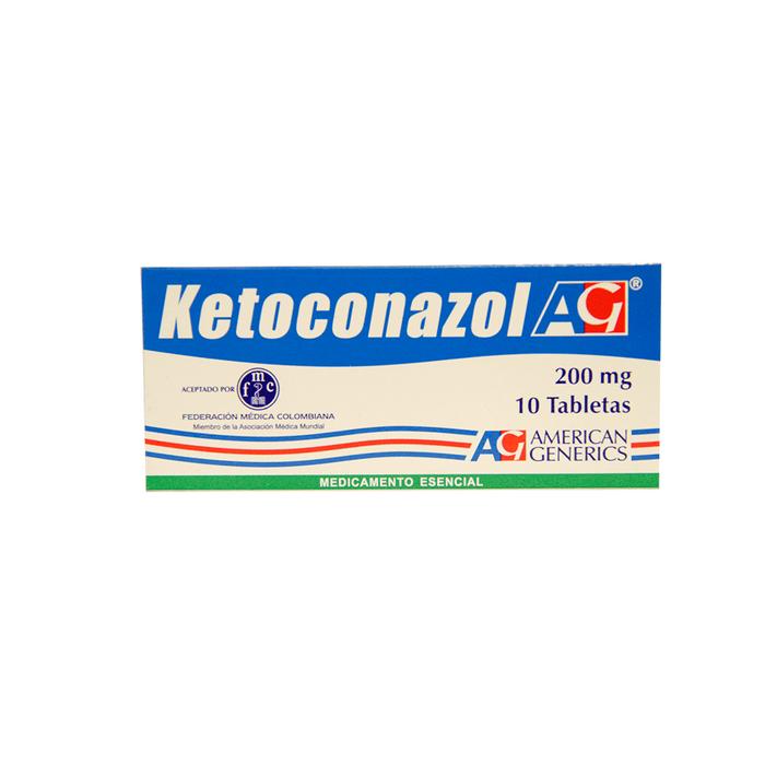 200 mg tabletas para sirve que ketoconazol el