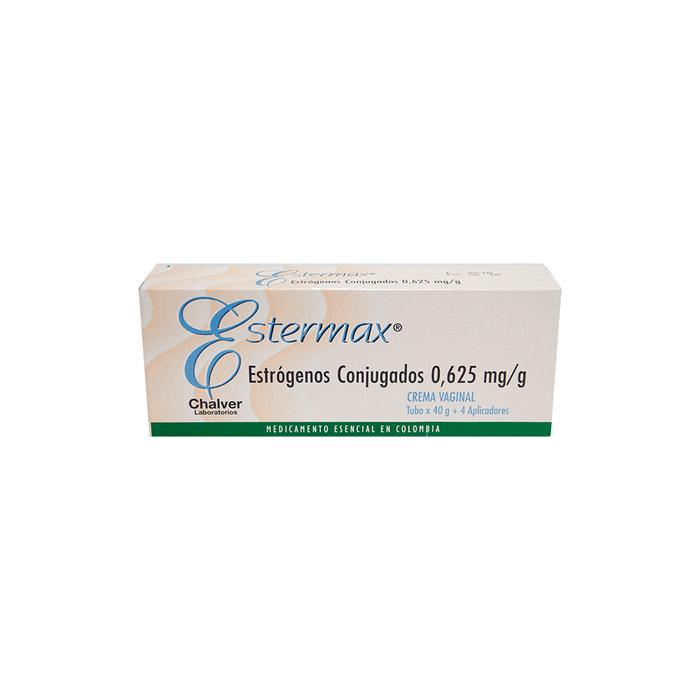 Que son los estrogenos conjugados en crema