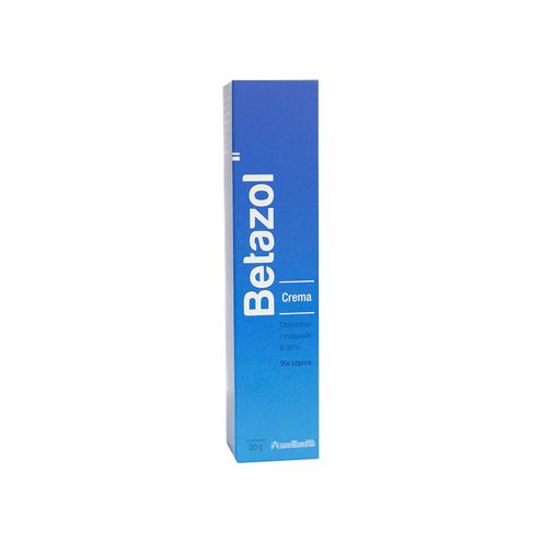 Comprar Betazol 0.05% Crema X 30 Gramos