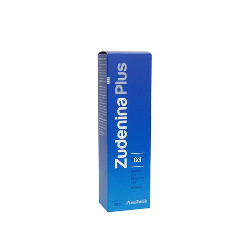 Comprar Zudenina Plus Gel 0.1+1.0% Tubo X 30 Grm