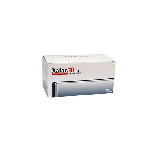 Comprar Xalar 10 Mg Caja X 90 Capsulas Procaps