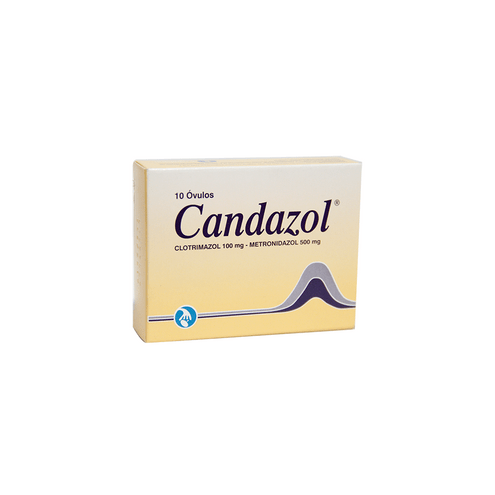 Comprar Candazol X 10 Ovulos