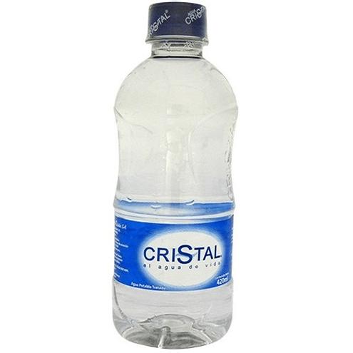 Comprar Agua Sin Gas Pet X 420ml.Cristal
