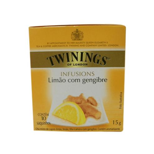 Comprar Twinings Infus Limon Jengibrex10unid