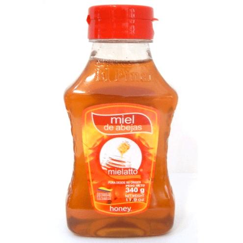 Comprar Miel De Abejas Liquida X340grm Mielatto