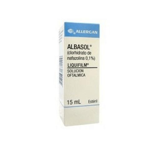 Comprar Albasol Liquifilm 15ml