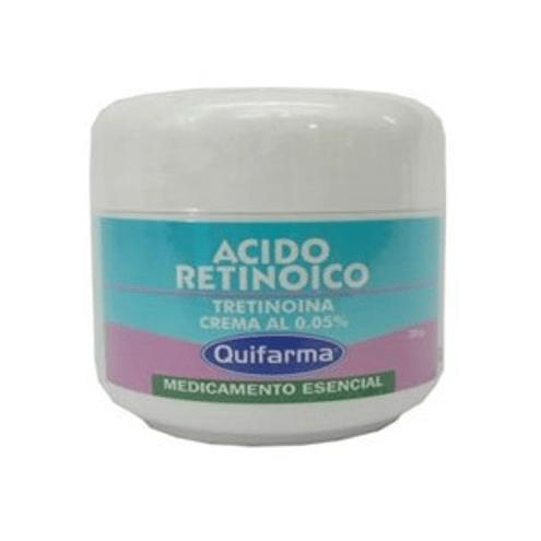 Comprar Acido Retinoico Crema 0.05% X 30gr