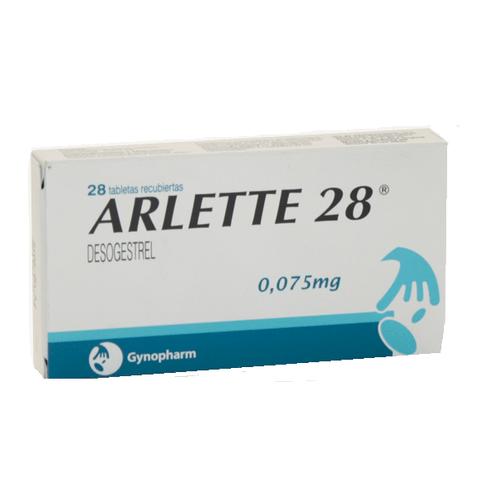 Comprar Arlette 28 0,075 Mg X 28 Tabletas - Arlette 28 0 075 M