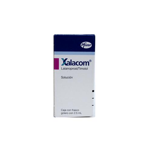 Comprar Xalacom Solucion Ofta_x0081_Lmica Frasco X 2.5ml