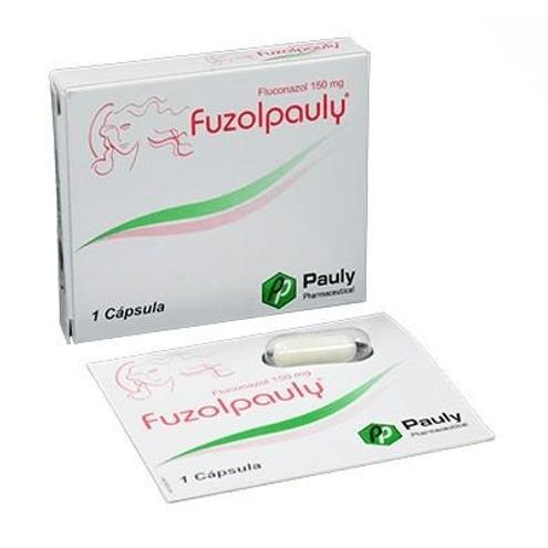 Comprar Fuzolpauly 150mg Caja X 1 Capsula - Fuzolpauly 150mg Caja X 1 Capsula