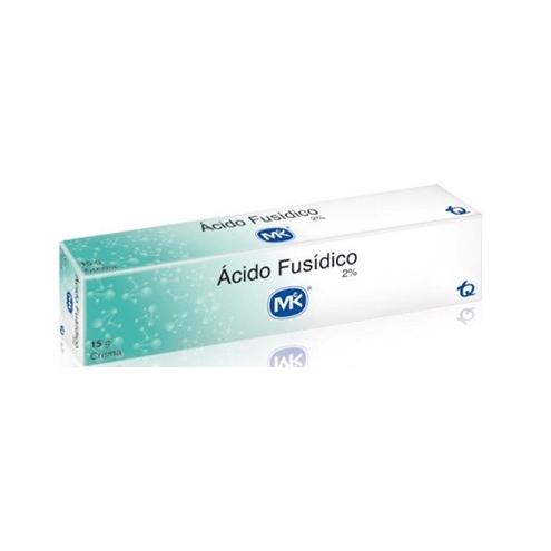 Comprar Acido Fusidico Al 2% Crema Tubo X 15 Gramos