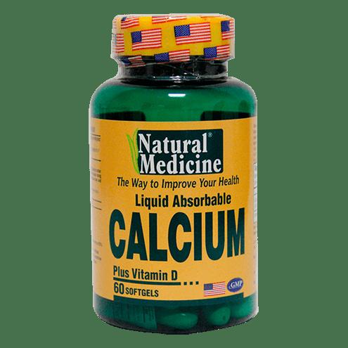 Comprar Calcium Liquid Plus Vit D. Fra X 60 Solf