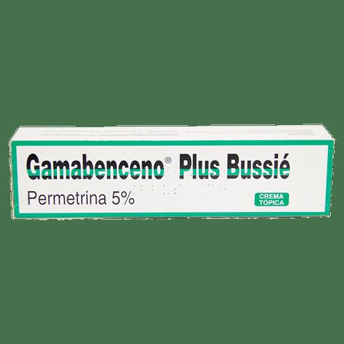 Comprar Gamabenceno Plus 5% Crema