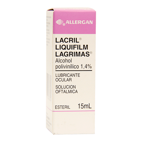 Comprar Lacril Laquifilm 1.4% X 15ml