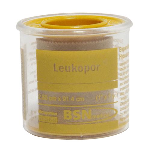 Comprar Leukopor Esparadrapo Color Piel 1x1 Yda