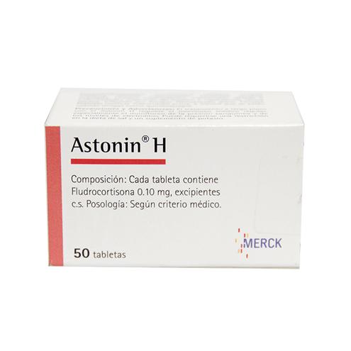 Comprar Astonin H Caja X 50 Tabletas