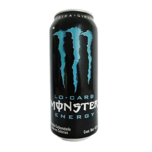 Comprar Monster Energizante Lo-Carb X 473ml - Monster Energizante Lo-Carb X 473ml