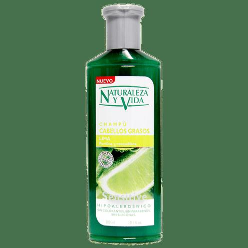 Comprar Shampoo Cabello Graso Lima Sensitive