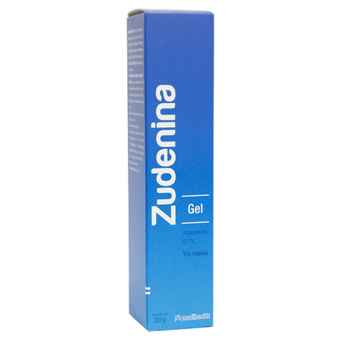 Comprar Zudenina Gel Tubo X 30 Gr