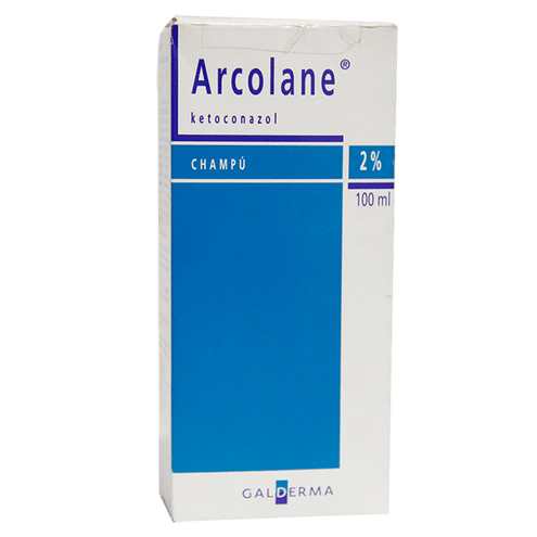 Comprar Arcolane Galderma Shampoo 2% 100ml